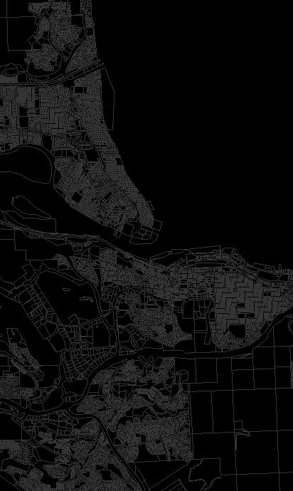 Kamloops CityMap
